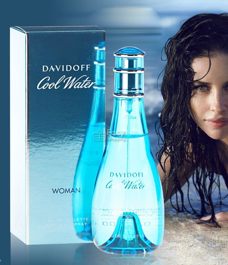 Davidoff Cool Water Women 100ml Deo Spray – London4u.lk